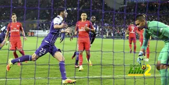 فيديو : تولوز يحقق فوزا مثيرا على باريس سان جيرمان بثنائية دون رد ! coobra.net