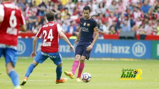فيديو : برشلونة يحقق فوزا مهما على خيخون بخماسية دون رد ! coobra.net