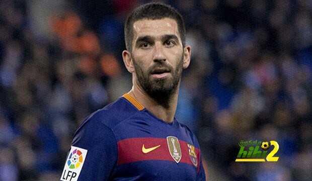 أردا توران يسجل هدفه الثاني هذا الموسم رفقة برشلونة coobra.net