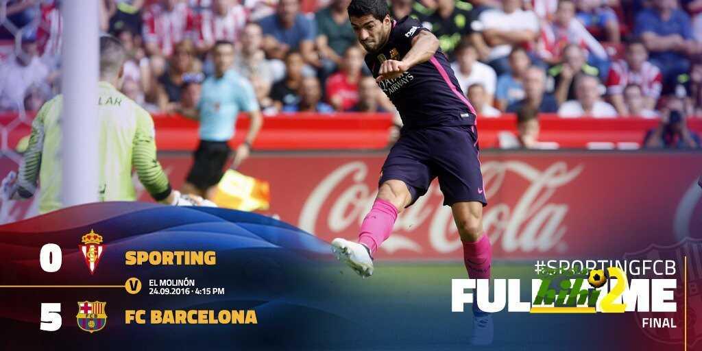 برشلونة يحصد انتصاره السابع على التوالي خارج ملعبه coobra.net
