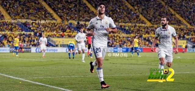 فيديو : لاس بالماس يخطف تعادلا قاتلا من ريال مدريد coobra.net