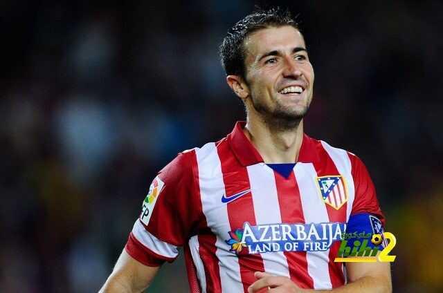 غابي يتوج بجائزة أفضل لاعب في مباراة أتليتيكو مدريد ضد لاكورونيا ! coobra.net