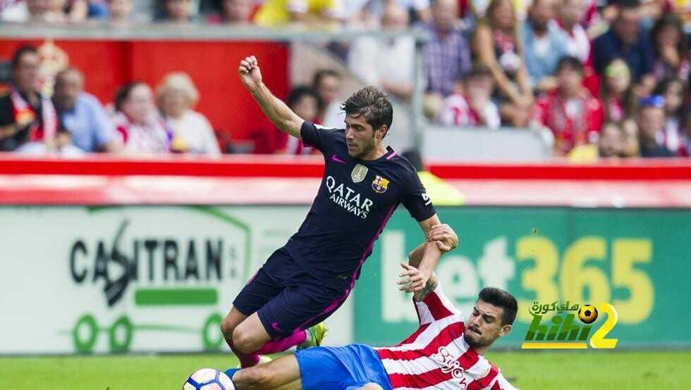 برشلونة يخطط لتمديد عقد روبيرتو coobra.net