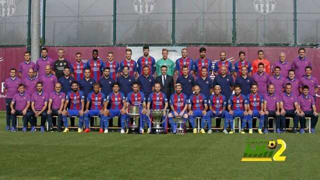 الصورة الرسمية لبرشلونة لموسم 2016 / 2017 coobra.net