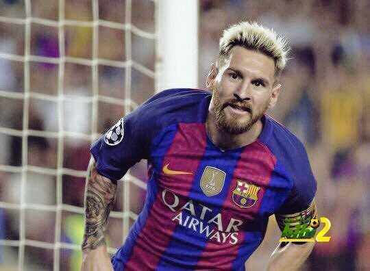 أرقام برشلونة مع وبدون ميسي في دوري الأبطال coobra.net
