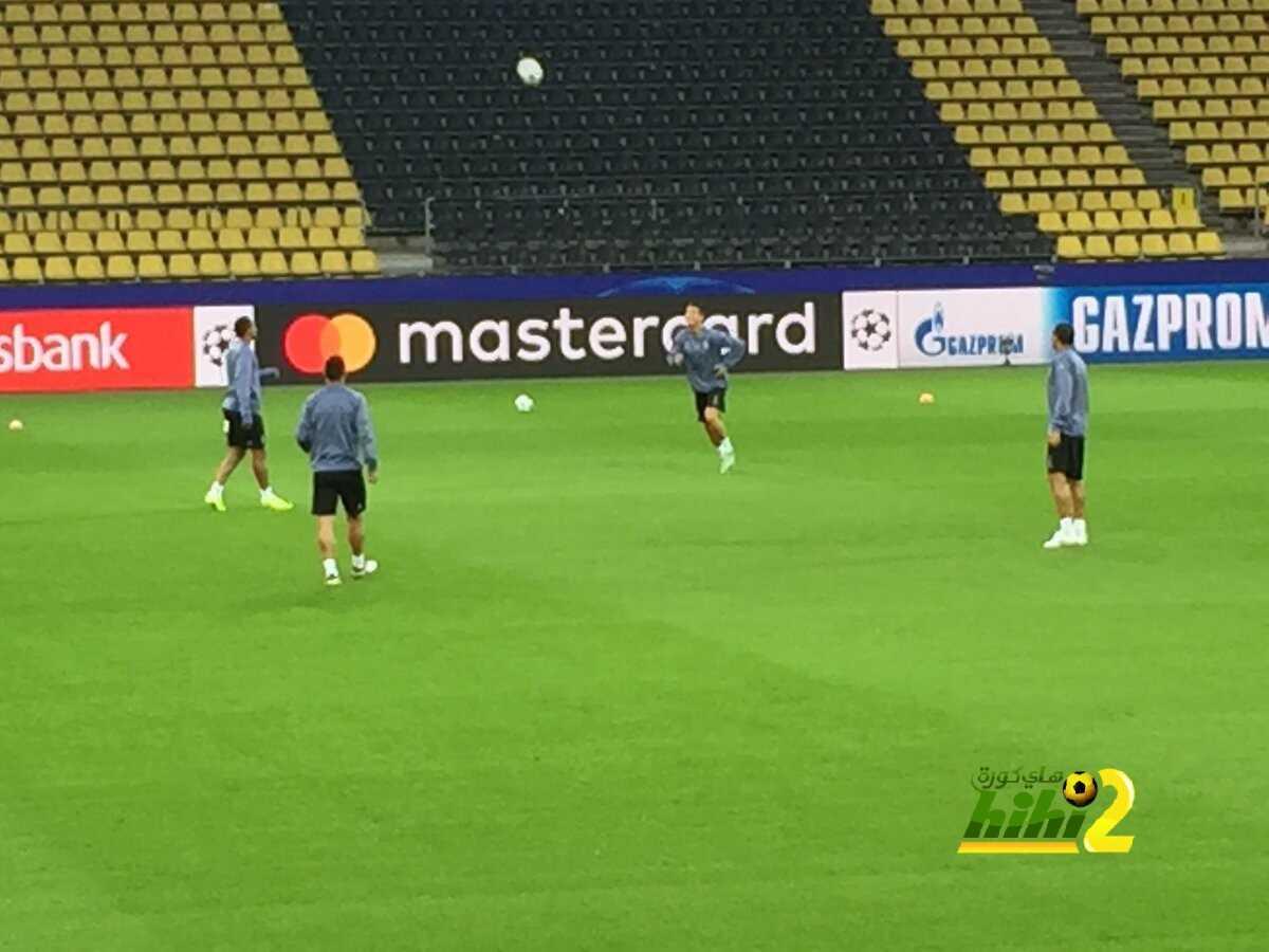 صور : ريال مدريد يخوض آخر تدريباته استعدادا لدورتموند coobra.net
