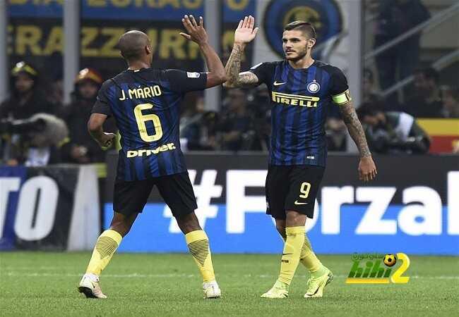 إنتر ميلانو يكشف عن تعرض لاعباه للإصابة.. وموعد العودة coobra.net