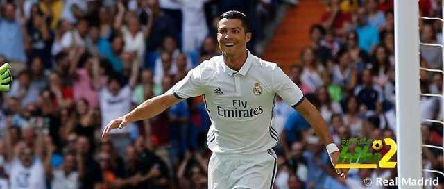 كريستيانو يسكت الجميع ويسجل هدف التقدم لريال مدريد coobra.net