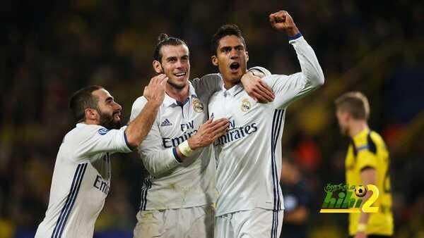 ريال مدريد يفشل في الفوز على دورتموند للمرة السادسة coobra.net