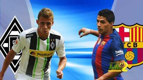 برشلونة يواجه مونشنغلادباخ لأول مرة في تاريخه ! coobra.net
