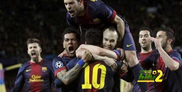 رقم سلبي لبرشلونة في مبارياته الـ 6 الأخيرة بالأراضي الألمانية ! coobra.net