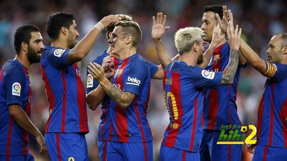 التشكيلة الرسمية لبرشلونة أمام مونشنغلادباخ coobra.net