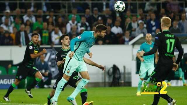 فيديو : برشلونة يحقق فوزا صعبا من ملعب بروسيا مونشنغلادباخ ! coobra.net