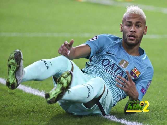 ارقام نيمار في اخر 15 مباراة رفقة برشلونة بالابطال coobra.net