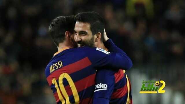 رقم مميز لأردا توران في مبارياته الأخيرة رفقة برشلونة ! coobra.net