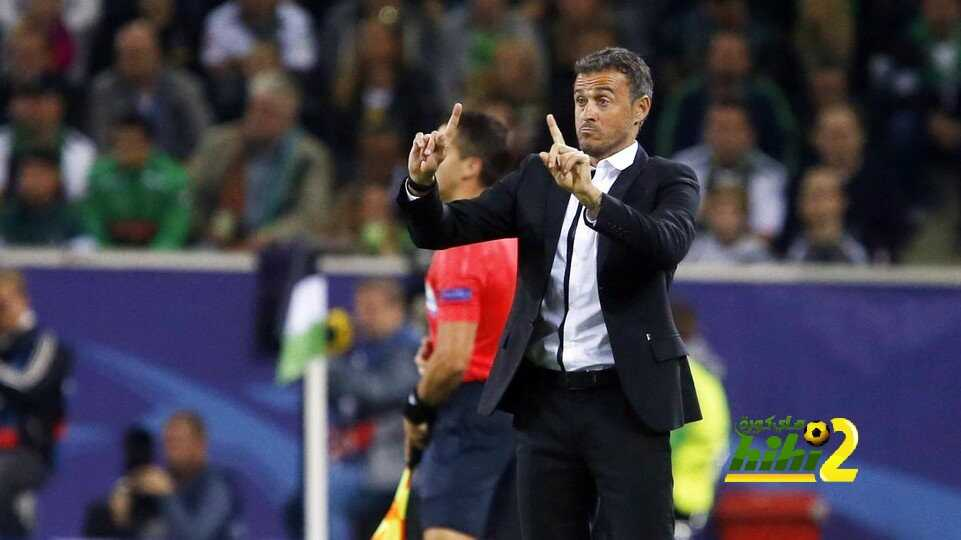 20 انتصارا لبرشلونة مع انريكي في دوري الأبطال coobra.net
