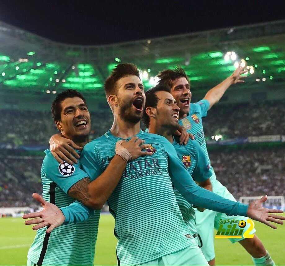 برشلونة يفعلها للمرة الأولى منذ أن فعلها أمام أتلتيكو coobra.net