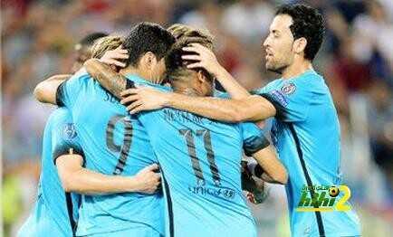 رقم تاريخي ينفرد به برشلونة في دوري الأبطال coobra.net