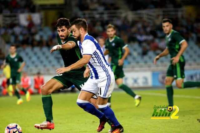 سوسيداد يحقق فوزا هاما ضد ريال بيتيس coobra.net