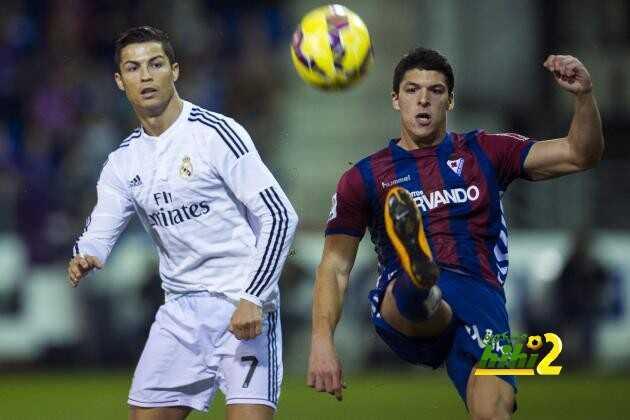 فرصة إنتصار إيبار على ريال مدريد شبه مستحيله بحكم الأرقام ! coobra.net
