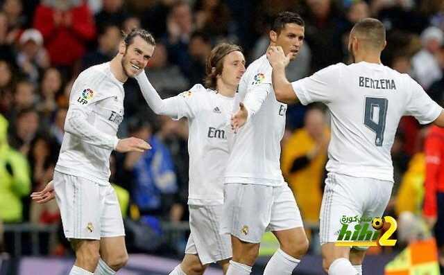 تشكيلة : ريال مدريد يستقبل ايبار وعينه على الثلاث نقاط coobra.net