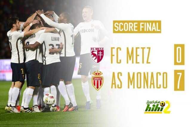 فيديو : موناكو يحقق فوزا ساحقا على ميتز بسباعية دون رد ! coobra.net
