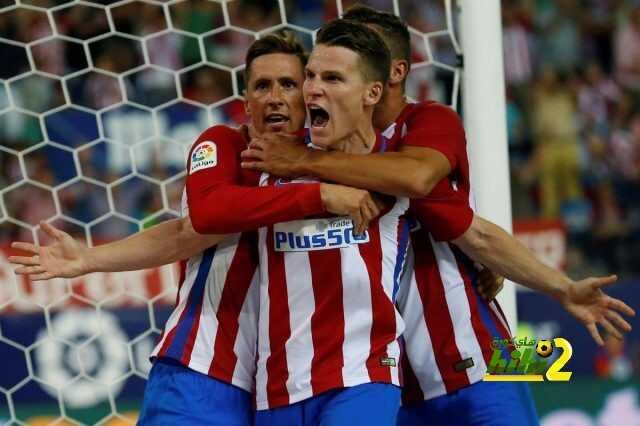 ارقام جاميرو هذا الموسم رفقة اتلتيكو مدريد coobra.net