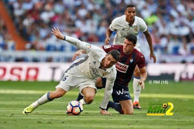 فيديو : إيبار يخطف تعادلا مثيرا من قلب البيرنابيو ضد ريال مدريد ! coobra.net