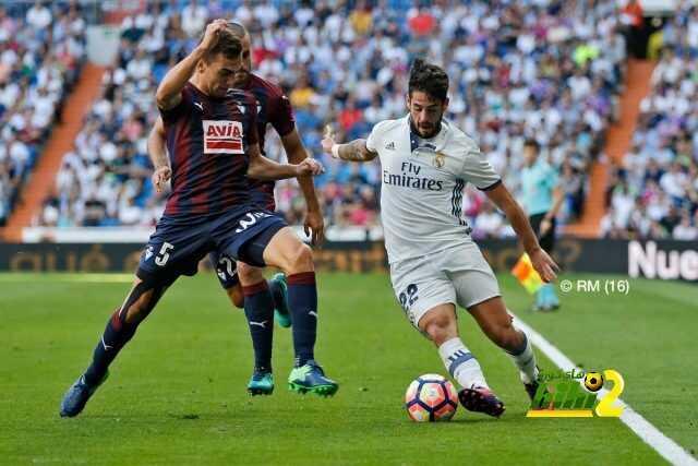 إيبار يتعادل مع ريال مدريد لأول مرة في تاريخه ! coobra.net