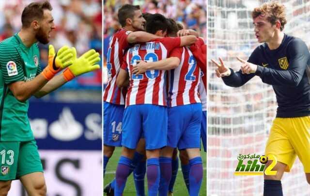 أتلتيكو مدريد من فريق سيهبط للدرجة الثانية إلى مسيطر على الليجا حاليا ! coobra.net