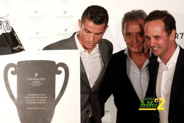 صور من افتتاح رونالدو لسلسلة فنادقه بلشبونة coobra.net