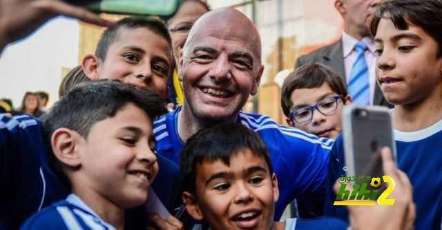 انفانتيني وخطة جديدة لكأس العالم 2026 coobra.net