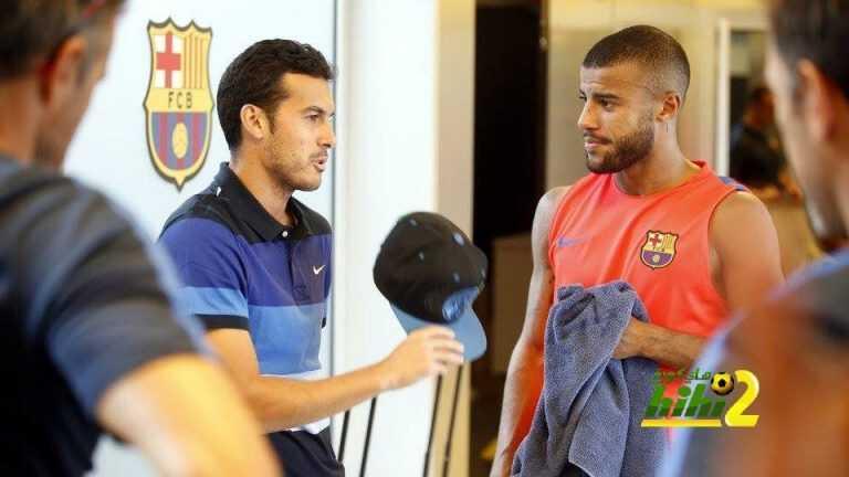 بيدرو : أتمنى الأفضل لبرشلونة دائما coobra.net