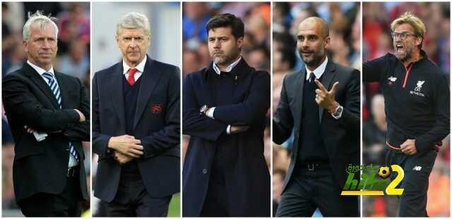 من هو المدرب الأفضل في الدوري الإنجليزي عن شهر سبتمبر ؟ coobra.net