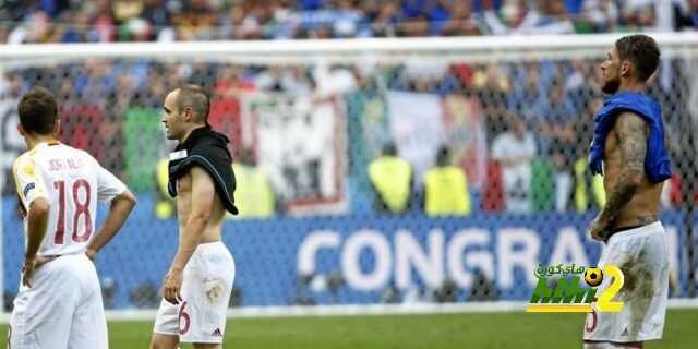 ذكريات سيئة لإسبانيا في آخر مواجهة ضد إيطاليا coobra.net
