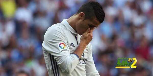 مشكلة ريال مدريد هي عدم جاهزية كريستيانو رونالدو ! coobra.net