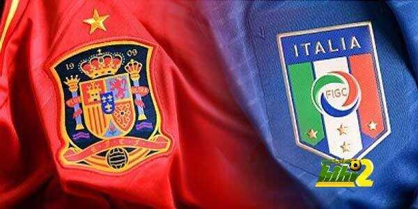 صورة : مقارنة رقمية بين تشكيلتي إيطاليا وإسبانيا المتوقعتين لمواجهة التصفيات coobra.net