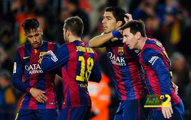 برشلونة يوافق على مساواة سواريز بنيمار مادياً coobra.net