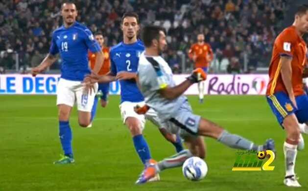 صورة : احتفال نجوم اسبانيا بهدف التقدم امام ايطاليا coobra.net