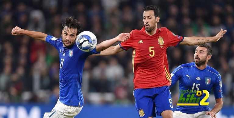 تقييم لاعبي أسبانيا وإيطاليا بعد التعادل في تورينو coobra.net