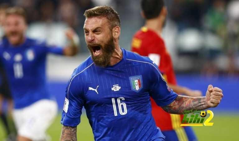 إيطاليا لاتخسر للمباراة الـ40 على التوالي coobra.net
