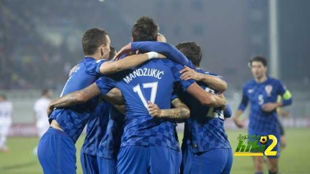 كرواتيا تحقق فوزا ساحقا على كوسوفو بتصفيات كأس العالم coobra.net