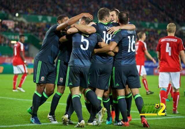 ويلز تحقق تعادلا هاما من ملعب النمسا بتصفيات كأس العالم ! coobra.net