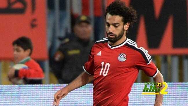 محمد صلاح يواجه مشكلة تأشيرة السفر مع المنتخب المصري كما حدث مع روما coobra.net