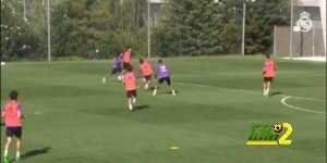 فيديو : مارسيليو يتألق بتدريبات ريال مدريد coobra.net