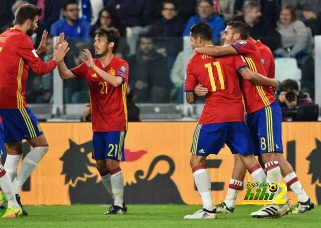 ماذا تغير فى منتخب أسبانيا مع لوبتيجي ؟ coobra.net