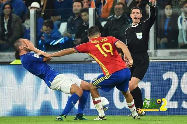 سبعة سلبيات تكشف الوجه الغير إيجابي لمنتخب أسبانيا ضد إيطاليا ! coobra.net