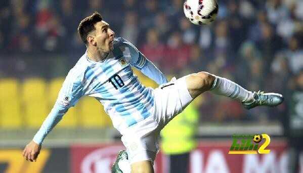 صورة : أرقام الأرجنتين مع وبدون ميسي في التصفيات coobra.net