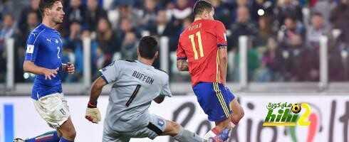 بوفون : مباراتنا أمام أسبانيا كانت درسا لنا coobra.net