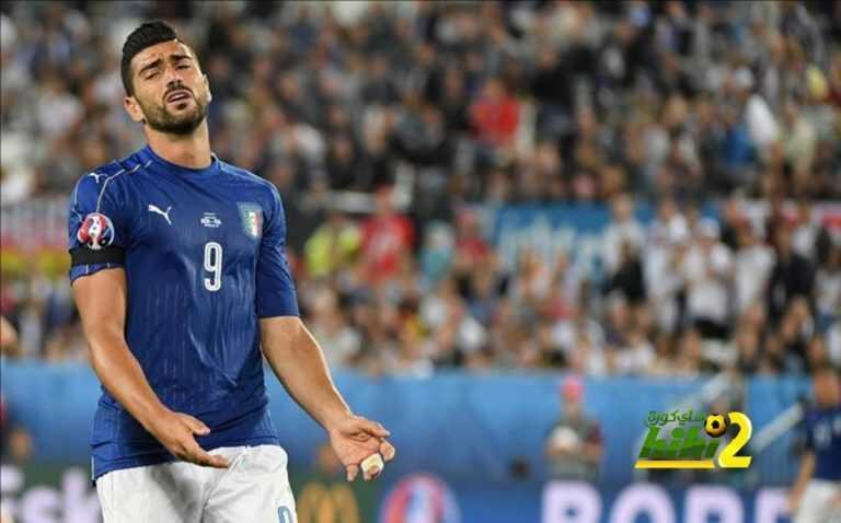 بيلي يُطرد من منتخب إيطاليا لرفضه مصافحة المدرب coobra.net